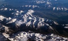 Snowy Rockies (zeesstof) Tags: zeesstof aerial aerialview viewfromwindow windowseat flight commercialflight saltlakecitytohouston united unitedairlines colorado aspen unitedstates usa
