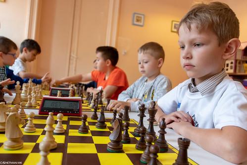 VIII Turniej Szachowy Przedszkolaków o Mistrzostwo Świdnicy-5
