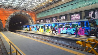 Montesanto station -Napoli