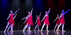 DJT_5192 (David J. Thomas) Tags: northarkansasdancetheatre nadt dance ballet jazz tap hiphop recital gala routines girls women southsidehighschool southside batesville arkansas costumes