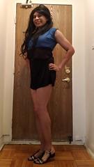 P_20180627_155943_vHDR_Auto (irene7890) Tags: crossdress crossdresser crossdressing cd transvestite tranny transexual travesti transgender transgendered trans tgirl ladyboy
