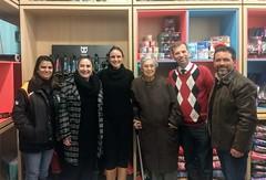 Visita no Pet Shop Frida no Bom Retiro