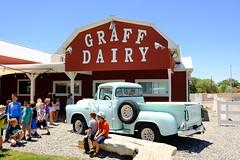 graff13 (Chuckcars) Tags: colorado fujifilm xpro2 street spring icecream stores grandjunction usa xp2 ice cream graff dairy grandjunciton