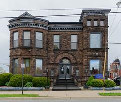 Charles Peters Residence (rickmacewen) Tags: heritagearchitecture architecture saintjohn newbrunswick building canada