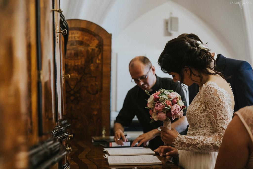 132 - ZAPAROWANA - Kameralny ślub z weselem w Bistro Warszawa