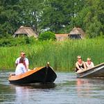 Giethoorn, Holland, Niederlande Juli  2018 thumbnail