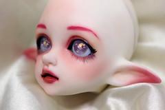 BJD Face Up - Doll in Mind Flowne (IzasFaceUps) Tags: bjd abjd balljointeddoll faceup bjdfaceup fantasyfaceup legitbjd izasfaceups izasfaceupshop dollinmind dollinmindflowne dimflowne