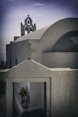 Frame (iosif.michael) Tags: sony a7 church children people street frame santorini summer greece