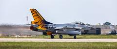 General Dynamics F-16AM Fighting Falcon (FA-116) (Michał Banach) Tags: 31bazalotnictwataktycznego 31blt belgium canoneos5dmarkiv epks f16am fightingfalcon generaldynamics generaldynamicsf16amfightingfalcon krzesiny nato natotigermeet natotigermeet2018 ntm18 poland poznań sigma150600f563dgoshsmsports tiger airbase airforce aircraft airplane arirbase aviation fighter jet lotnictwo spottersday wielkopolskie pl