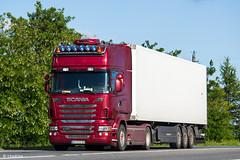 Scania R730 V8 II Topline (SRB) (almostkenny) Tags: lkw truck camion ciężarówka scania r730 topline srb serbia hp500 kv032do