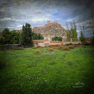 (341/18) Castillo de Sax