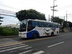 Dela Rosa Express DX 195 (renan sityar) Tags: san pablo city laguna dela rosa express guilin daewoo bus