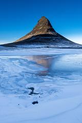 Kirkjufell, Iceland, 2018 (Leah Ballin) Tags: snæfellsness peninsula iceland mountain photography kirkjufell