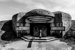 _DSC5215-2 (durr-architect) Tags: dday beaches normandy france batterie longues g operation overlord liberate europe invasion nazi germany allies coastal defences troops tank