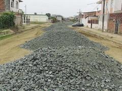 Mejoran calles de ciudadela Las Marías (GadChoneEC) Tags: ciudadela lasmarias chone mejoramiento calle barrio tratamiento transito vehicular