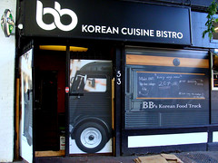 BB Korean Cuisine Bistro (knightbefore_99) Tags: bb korea korean bistro cuisine asian gastown bc tasty local art food cool great awesome truck