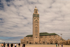 Hassan II Mosque (jarhtmd) Tags: morocco architecture africa bldg building casablanca eos70d mosque canon religious
