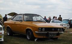 1973 Opel Manta Automatic (rvandermaar) Tags: 1973 opel manta automatic opelmanta a mantaa opelmantaa sidecode2 3420xg rvdm