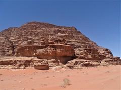 Wadi Rum (56) (pensivelaw1) Tags: jordan desert crags wadirum trains middleeast asia rockformations aqaba