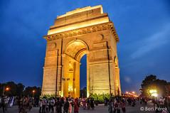 Delhi, India Gate, India (Ben Perek Photography) Tags: asia india delhi capital city culture monument gate