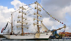 ARM Cuauthemoc (Alexander Den Ouden) Tags: stannabay mexico curacao barque navy blohmvoss velasamericalatino cuauhtemoc