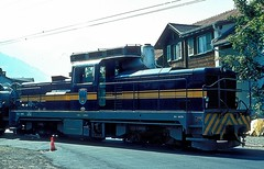 MOB 2003  Lenk  19.09.79 (w. + h. brutzer) Tags: lenk eisenbahn eisenbahnen train trains schweiz switzerland railway diesellok mob webru analog nikon