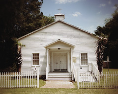 New Ogeechee Missionary Baptist Church, 1893 (Mike McCall) Tags: copyright2018mikemccall photography photo image usa culture southern america thesouth unitedstates northamerica south georgia county chatham burroughs protestant religion christian worship africanamerican history faith art fineartphotography baptist missionary church savannah