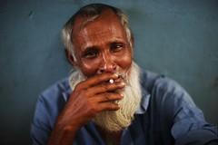 Miaz Ali (N A Y E E M) Tags: miazali hawker portrait cigarette smoke afternoon street rabiarahmanlane chittagong bangladesh sylheti naturallight