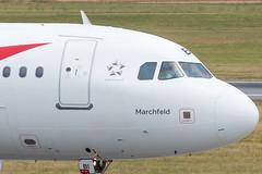 A320_OS153 (VIE-DUS)_OE-LBI_2 (VIE-Spotter) Tags: vienna vie airport airplane flugzeug flughafen planespotting wien