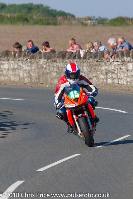 Post TT Races 2018; Radcliffe Butchers 250/600cc Race