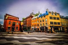 Old Quebec (corineouellet) Tags: vieuxquébec vieux adventure streets street explore discover colorsplash building architecture canada québec oldcity cityscape city canoncanada canonphoto canon