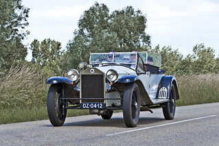 Lancia Lambda LWB Torpedo 1929 (3821)