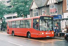 Carousel-DMS8-R708MEW-Uxbridge-261010a (Michael Wadman) Tags: dms8 r708mew mtllondonnorthern dennisdart dennisdartslf carousel uxbridge