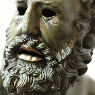 Contemporary art. Inspired by Helenistic Bronze Art #art #arte #scultura #sculptures #antik #bronze #bronzo #bronzi