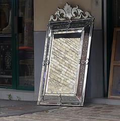 180616a1 (bbonthebrink) Tags: june 2018 paris puces mirror reflection