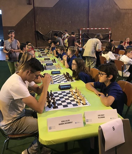 2018-06-08 Echecs College France Ronde 2 (1)
