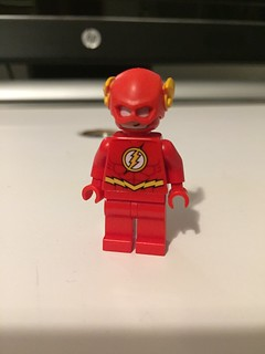 DC's The Flash (Wally West)
