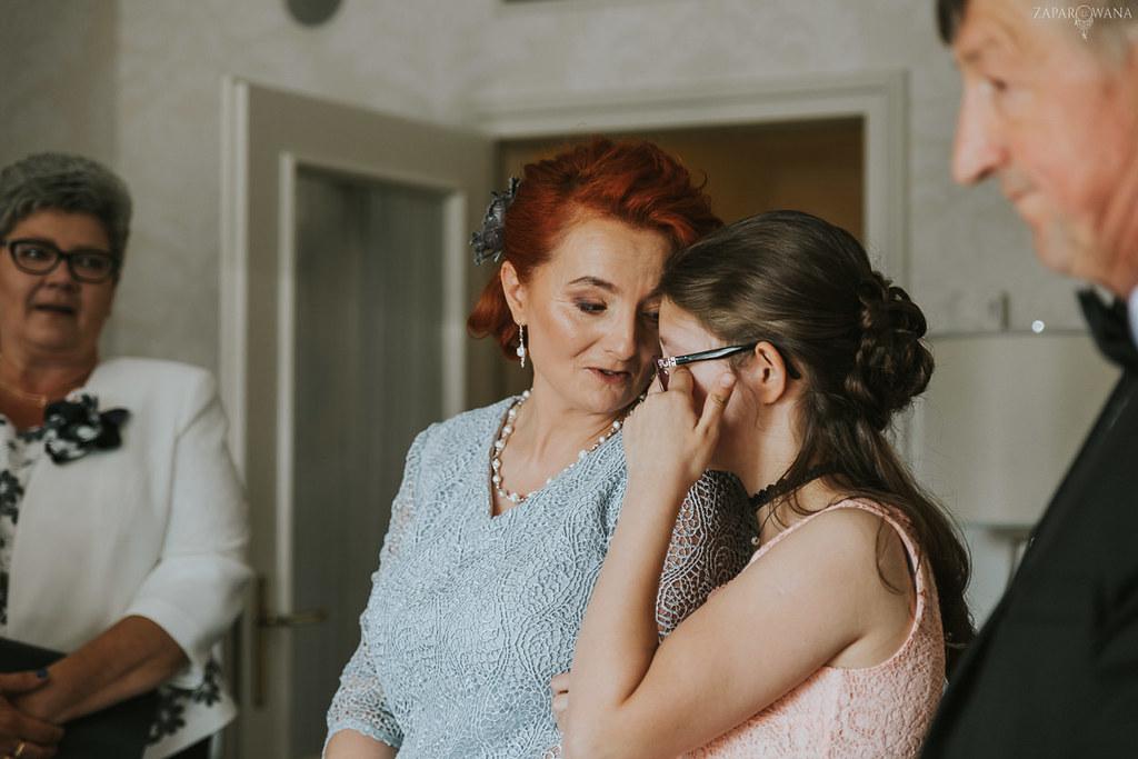 118 - ZAPAROWANA - Kameralny ślub z weselem w Bistro Warszawa