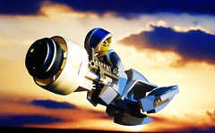 When the Morning Broke Red (-Leot-) Tags: lego minifig minifigure leot space spaceodyssey spacehero spaceman spacewoman woman sciencefiction syfy fleot brick toy people see baby take speeder craft daybreak solider ptsd war battlefield spacewar sunset sunrise star alien occupation army trooper