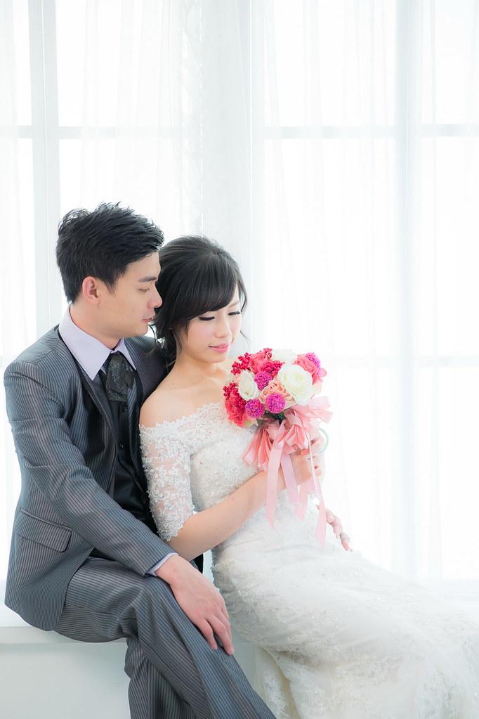 02婚紗攝影-婚紗照-台北-攝影棚