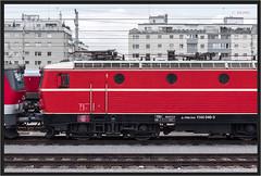 "Old Glory ("" Wiener Schule "") Tags: öbb oebb obb austria 1044 1144 eisenbahn railway railroad lok locomotive"