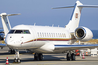 N1DS Bombardier BD-700-1A10 Global Express
