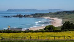 Ballycastle   |   White Park Bay (JB_1984) Tags: whiteparkbay bay beach coast coastline cliff nationaltrust landscape ballycastle countyantrim northernireland uk unitedkingdom nikon d500 nikond500