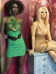 Patina-V Mannequin (capricornus61) Tags: patinav display mannequin shop window doll dummy dummies figur puppe schaufensterpuppe weiblich female feminine frau lips face body hair art home sammeln collecting hobby