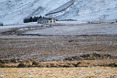 Islande, Skógafoss, 7 (Patrick.Raymond (4M views)) Tags: islande nikon hdr froid gel cascade hiver