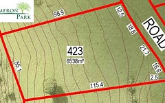Lot 423 Cameron Park, McLeans Ridges NSW