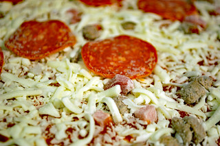Pizza Toppings.