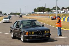 24h du Mans 2015 - BMW 635 CSi (Deux-Chevrons.com) Tags: bmw635csi bmw 635 csi 635csi bmwe24 e24 car coche voiture auto automobile automotive lemans france 24hdumans 24heuresdumans 24hoflemans 24heures 24h supercar sportcar gt exotic exotics