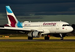 D-AGWC Eurowings (Gerry Hill) Tags: dagwc eurowings airbus a319132 edinburgh airport a319 132 scotland gerry hill turnhouse ingliston d90 d80 d70 d7200 d5600 boathouse bridge nikon aircraft aeroplane international airline egph airplane transport