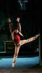 WEST SIDE STORY (Renato Morselli) Tags: musical westsidestory leonardbernstein backstage stage set dancer ballerino attore cantante salto prove bsmt teatrocomunaledibologna